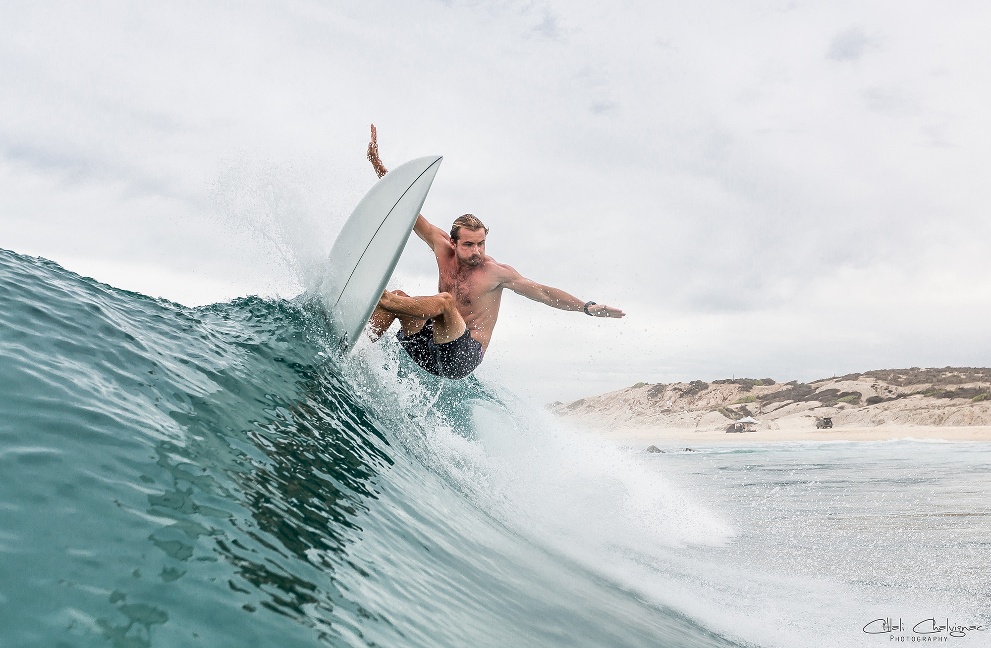 Foto Surfista Inicio Citlali Chalvignac